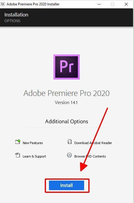 Adobe Premiere Pro CC 2020 Full Vinh Vien 5
