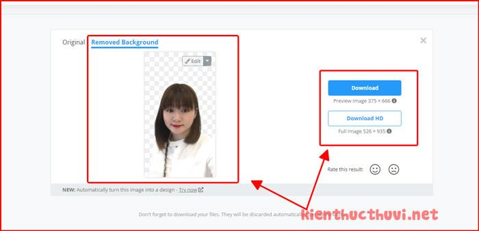 Remove Image Background 1